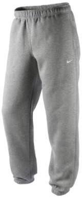 Nike Athletic Dept. Negro Forro Polar Chándal Jog Pantalones de ...