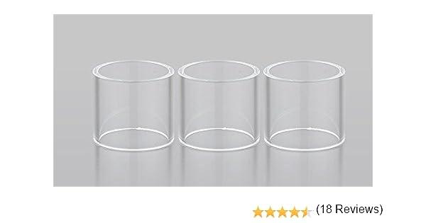 Reemplazo genérico de tanque de vidrio SMOK VAPE PEN 22 (3-Pack), Sin Tabaco y Sin Nicotina: Amazon.es: Salud y cuidado personal