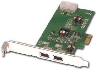1-1394a PCI Express x1 Card