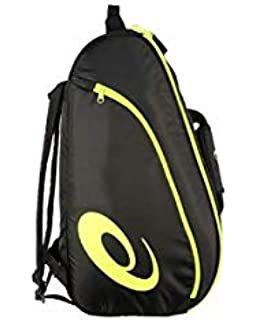 ASICS PALETERO Performance Bag Negro Amarillo