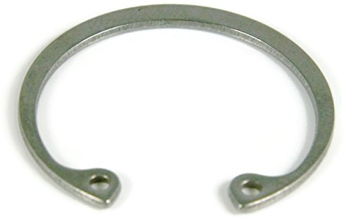 Stainless Steel Internal Snap Rings Retaining Rings HO-102SS 26mm Qty 100 by Rotor Clip
