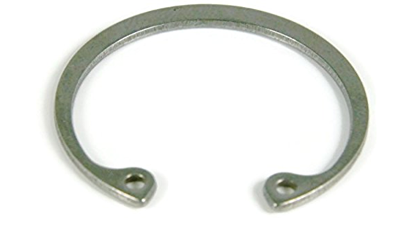 Stainless Steel Internal Snap Rings Retaining Rings HO-25SS 1//4 Qty 100