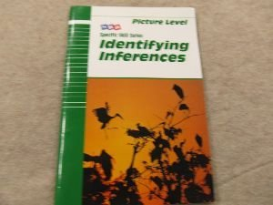 SRA Specfic Skill: Identifying Inferences, Picture Level