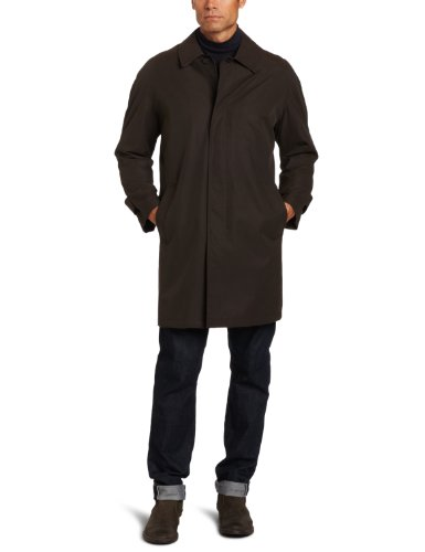 Used, Hart Schaffner Marx Men's Glencove Cotton Blend Raincoat, for sale  Delivered anywhere in USA