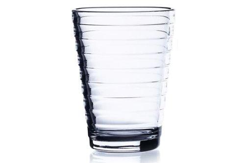 iittala Aino Aalto Glass - Large - Clear - Set of 2