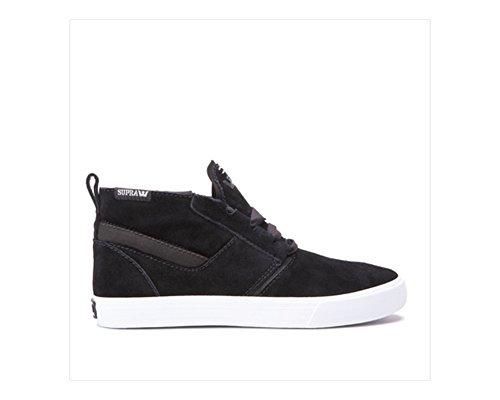 Supra Mens Kensington Schoenen Zwart - Wit