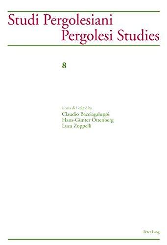 Download Studi Pergolesiani- Pergolesi Studies (English and Italian Edition) pdf