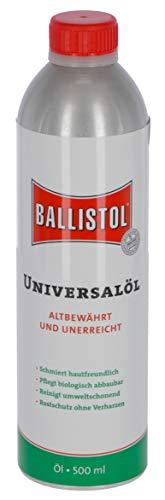 Ballistol 21150 olie 500 ml.