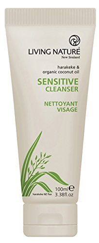 (Living Nature Sensitive Skin Facial Cleanser)