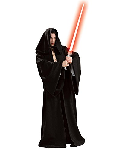 Rubie's Inc Mens Adult Deluxe Sith Robe (Standard) -