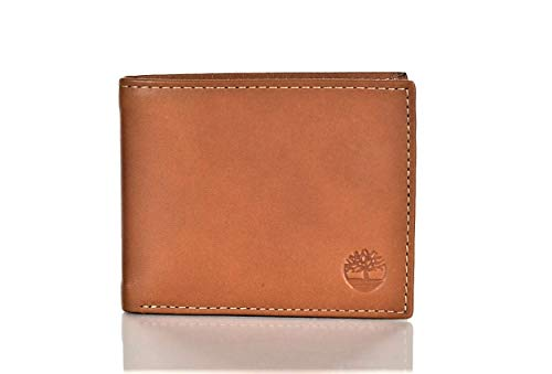 Timberland Men's Cloudy Passcase, Tan, One Size from Timberland