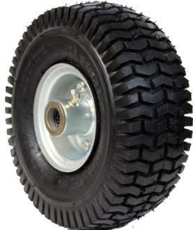 410x4 Flat Free Lawn Mower Tire for Jungle Jim Sulky Mowers- Carlisle 535ls Flat Proof Tire