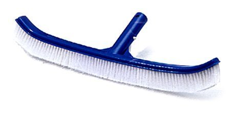 Hydrotools by swimline 18 inch deluxe pool floor and wall - Wall whale xl 20 swimming pool wall brush ...