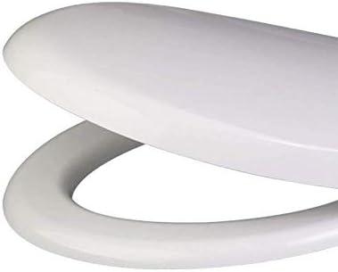 Yxsd バスルーム、洗面所用抗菌尿素 - ホルムアルデヒド樹脂ミュート便座付き便座V型トイレのふた (Size : V-type)