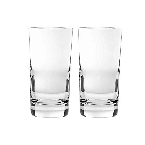 Baccarat Crystal Perfection Highball Glass - Clear - Set of 2 (Perfection Highball)