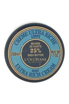 L'Occitane Shea Butter Ultra Rich Body Cream Body Cream For Unisex