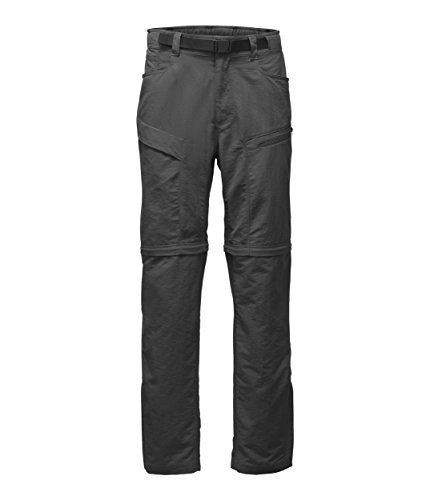 The North Face Men's Paramount Trail Convertible Pants Asphalt Grey Medium 30