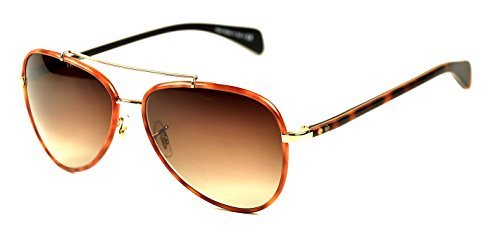 Paul Smith PM 4063-S-J Haden sunglasses color Light Havana Gradient Brown (Havana Smiths Sunglasses)