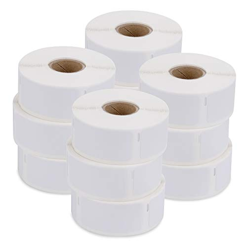 Multi 30336 Labels Purpose (enKo [12 Rolls, 6000 Labels] Address & Shipping Labels 30336 (1