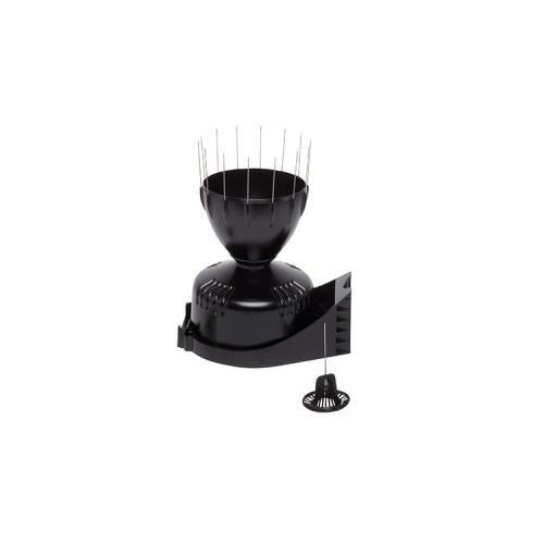 Davis Instruments 6465, AeroCone Rain Collector with Vantage Pro2 Mounting Base, Pack of 3 pcs (Collector Davis Rain)