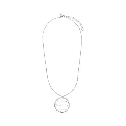 Canyon - Collier court - Argent 925 - 43 cm - CPF1405