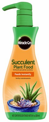 Miracle-Gro Liquid Succulent Plant Food, 8 Ounce