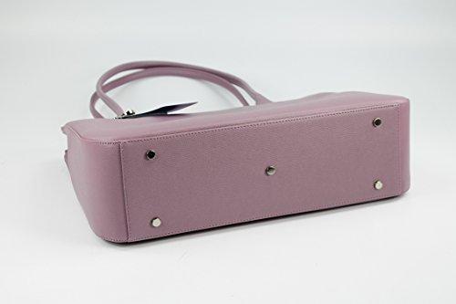 5 x mauve flieder Picard T B Handtasche aus leicht 4578 x Leder 38x29x11cm genarbten H Promotion gqqn5xz6B