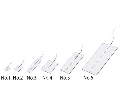 カワモト(川本産業)7-4560-06滅菌ベンシーツXR厚手タイプ(30×60mm) B07BD2S5PN