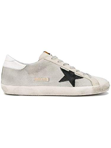 Tessuto Goose Golden Uomo Bianco Sneakers Gcoms590p9 Yw7vTqxRv