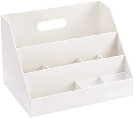 TZSMSSH Joyero Cosmética Caja de Almacenamiento hasta Hacer Transparente la Caja de almacenaje Pincel de Maquillaje cosmético del almacenaje Cubo de plástico: Amazon.es: Hogar