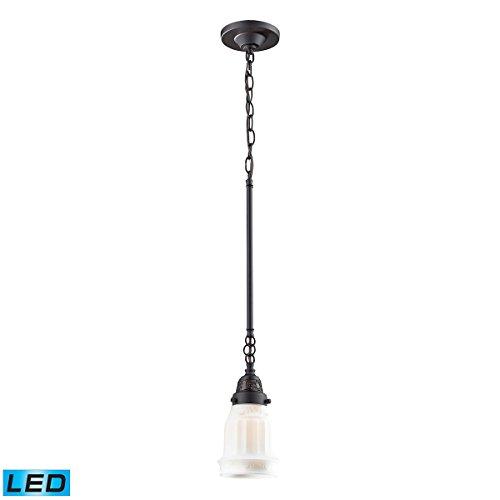 Elk Lighting 66216-1-LED Pendant Light Oiled Bronze
