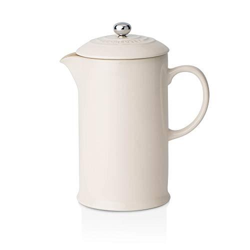 Le Creuset Dishwasher Safe Grill - Le Creuset Stoneware Cafetiere, Almond