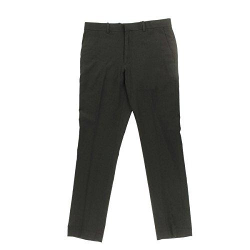 Perry Ellis Flat Front Dress Pants - 8