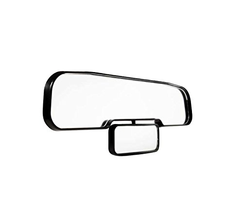 Pure Acoustics 360 Degree No Blind Spot Mirror High Quality