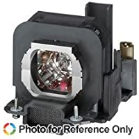 PANASONIC PT-AX100U Projector Replacement Lamp with Housing