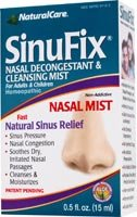 (Natural Care SinuFix Nasal Decongestant and Cleansing Mist -- 0.5 fl oz - 2pc)