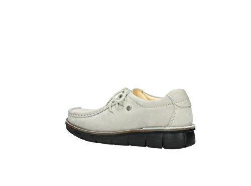 nbsp;holandés Up 01625 Nubuck Offwhite 10120 Wolky Lace comodidad Zapatos nBpwqOXF