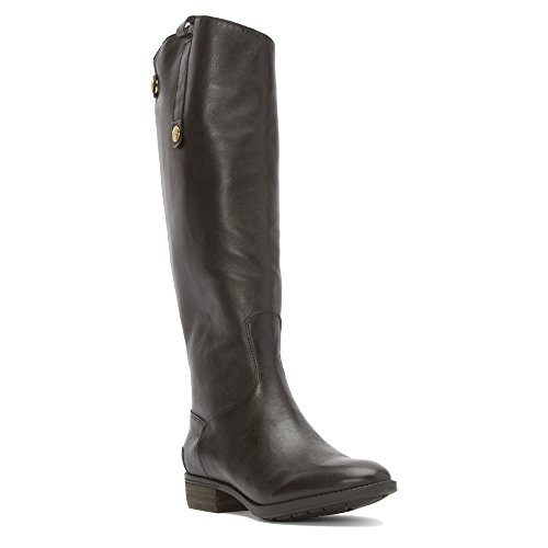Black Sam Edelman Riding Boot Women's Penny 0xxTqw6S
