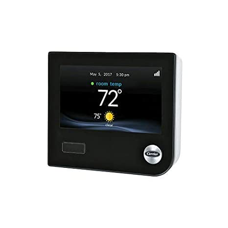 Carrier Infinity Thermostat >> Carrier Infinity Systxccitn01 Thermostat Touch Control