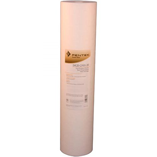 Pentek DGD-2501-20 Sediment Water Filter Cartridge Replaceme