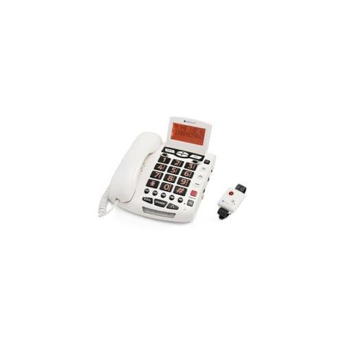 CLEAR SOUNDS CLS-CSC600ER Amplified SOS Alert Phone by ClearSounds