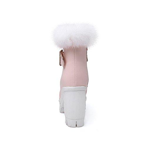 mujer 1TO9 de Rosa Botas nieve tFwBAFq