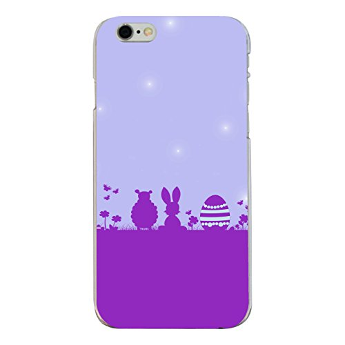 "Disagu Design Case Coque pour Apple iPhone 6 Housse etui coque pochette ""Frohe Ostern´14 Lila"""