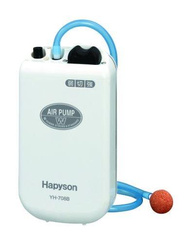 ハピソン(Hapyson) 乾電池式エアーポンプ YH-708Bの商品画像