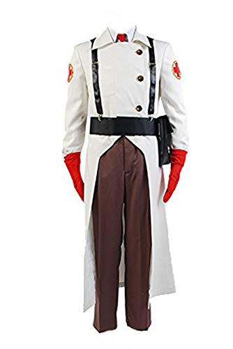 Ya-cos Team Fortress 2 Medic Suit Outfit Uniform