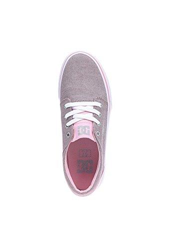 Dc Basse Rose G Trase Se Tx Sneaker Shoes Bambina rY8ARqrx