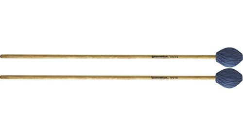 Innovative Percussion Soloist Series Mallets, IP275 Medium Hard Legato (Keyboard Medium Series Mallets)