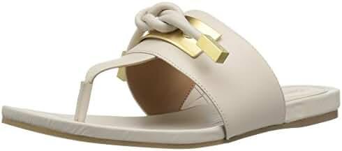 Calvin Klein Women's Parson Toe Ring Sandal