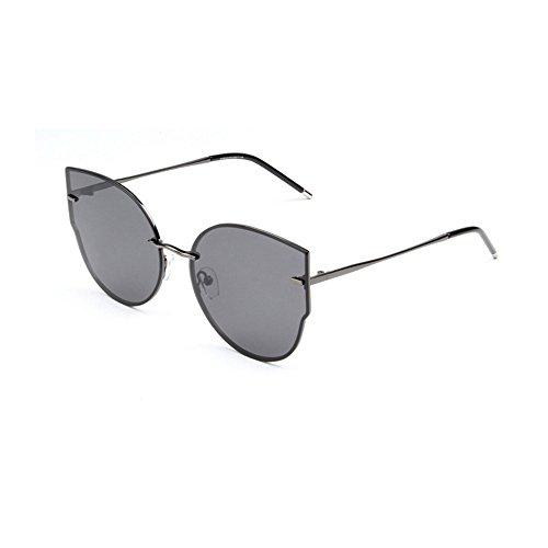 ocasionales de señoras Shop Gris de sol polariza de señoras las ojo Gafas de Gafas sol ojos salvaje las 6 8q80BA