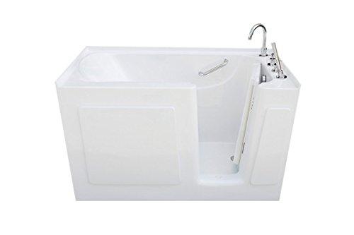 International Leisure Signature Bath LPI4730-S-LD Walkin ...
